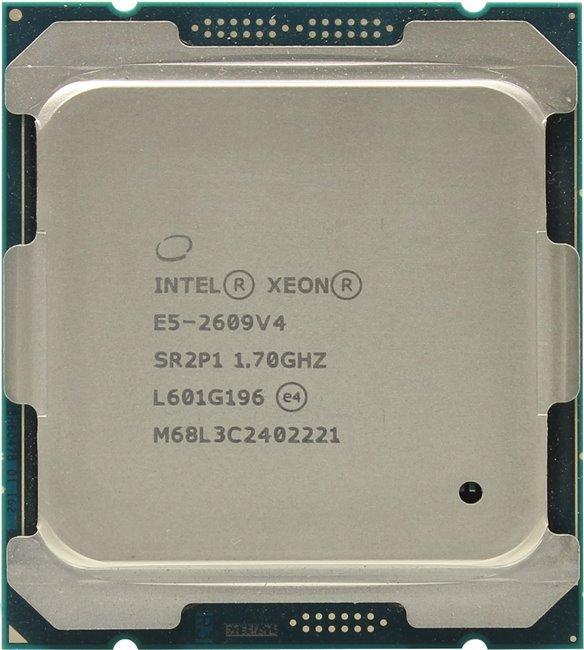 پردازنده مرکزی اینتل مدل Xeon E5-2609 V4