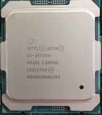 پردازنده مرکزی اینتل مدل Xeon E5-2673 V3